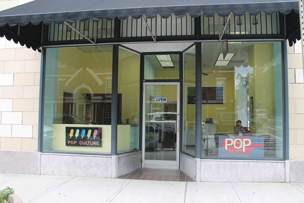 Pop-Culture, Main Street, Knoxville, July 2012