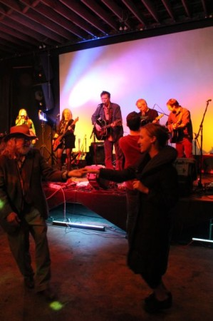 Bill Alexander and Cecilia Miller Dance, Waynestock III, Relix Theater, Knoxville, February 2013