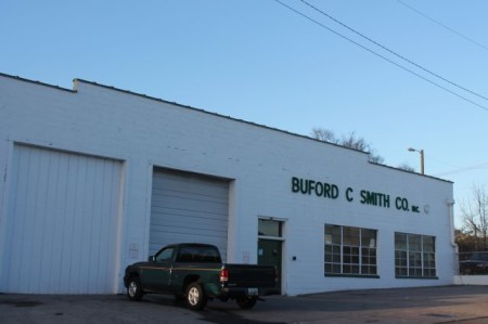 Buford C. Smith Company, East Jackson, Knoxville, February 2013