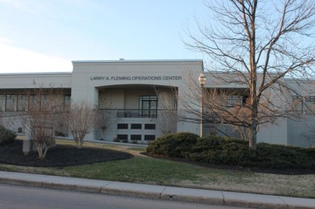 Larry A. Fleming Center, East Jackson, Knoxville, February 2013
