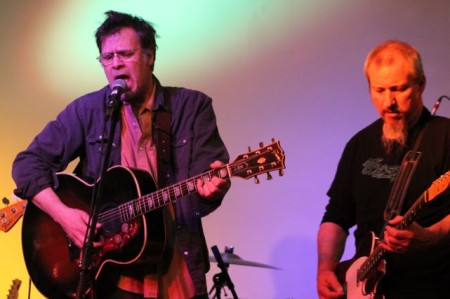 R.B. Morris and Tim Lee, Waynestock III, Relix Theater, Knoxville, February 2013