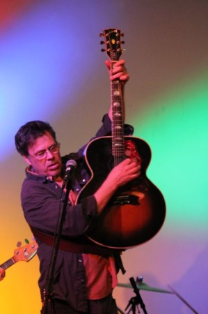 R.B. Morris, Waynestock III, Relix Theater, Knoxville, February 2013