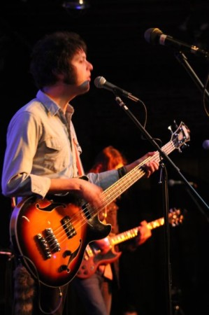Sam Quinn, Waynestock III, Relix Theater, Knoxville, February 2013