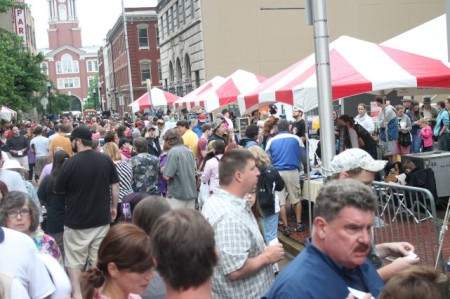 International Biscuit Festival, Knoxville, May 2013