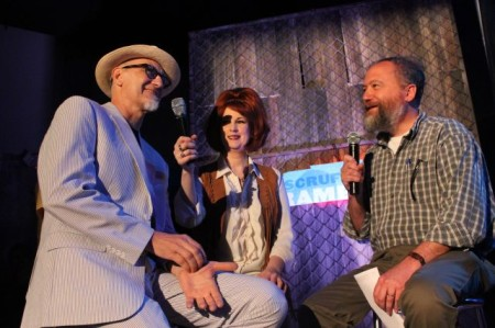 Jack Neely interviews Southern Culture on the Skids, Square Room, Scruffy City Ramble, Knoxville, April 2013